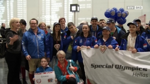 ON TOUR mit den Special Olympics