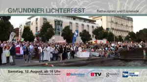 BREAKING NEWS - Lichterfest verschoben