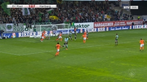 Showdown der SV Ried